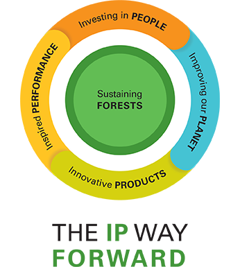 The IP Way Forward