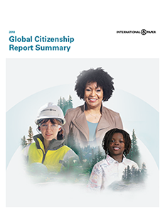2018 Global Citizenship Report Summary Cover