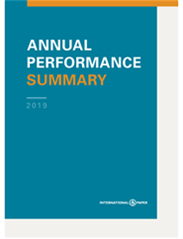 2019 Annual Performance Summary